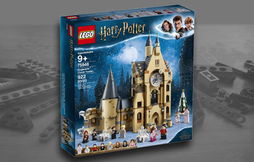 Lego Harry Potter to Invest in