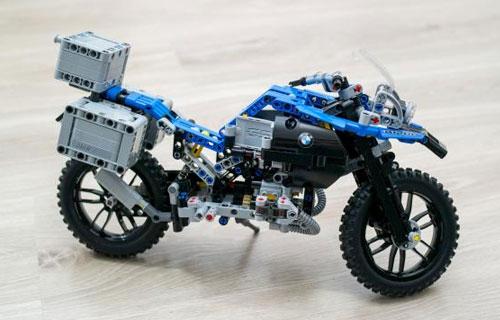 Lego BMW Motorbike
