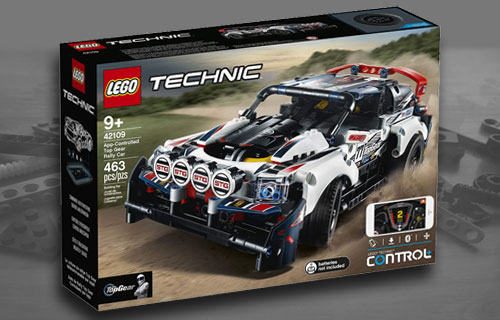 Lego Technic Set to Invest