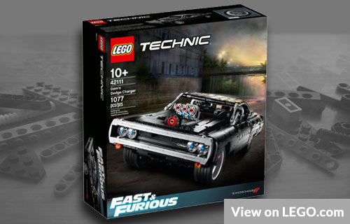 Lego Set to Invest