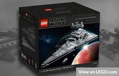 Lego Star Wars to Invest in