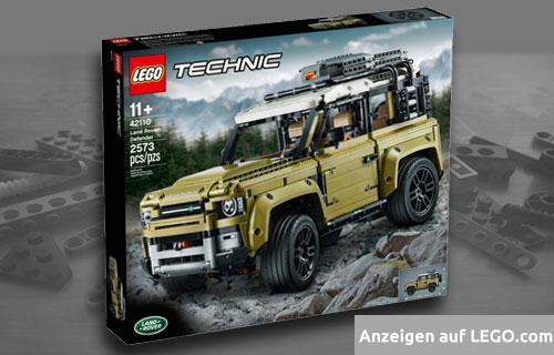 Lego Technic für Erwachsene